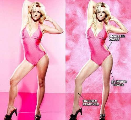 Britney in Candie's