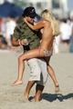 Brody and Kristin - Beach - brody-jenner photo