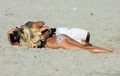 Brody and Kristin - Beach