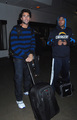 Brody at airport with Frankie - brody-jenner photo