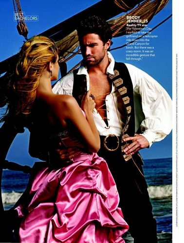 Brody in People Magasines 100 hottest bachelors - 2009