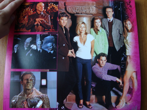 Buffy the Vampire Slayer wallpaper called Buffy Calender