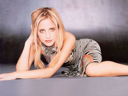 Buffy/Sarah Michelle Gellar