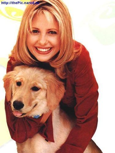 Buffy Summers/ Sarah Michelle Gellar
