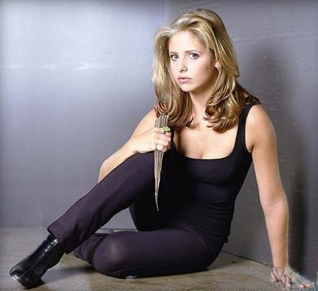 buffy, a caça-vampiros wallpaper called Buffy Summers/ Sarah Michelle Gellar
