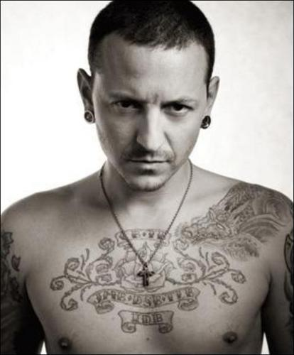 CB - chester-bennington Photo