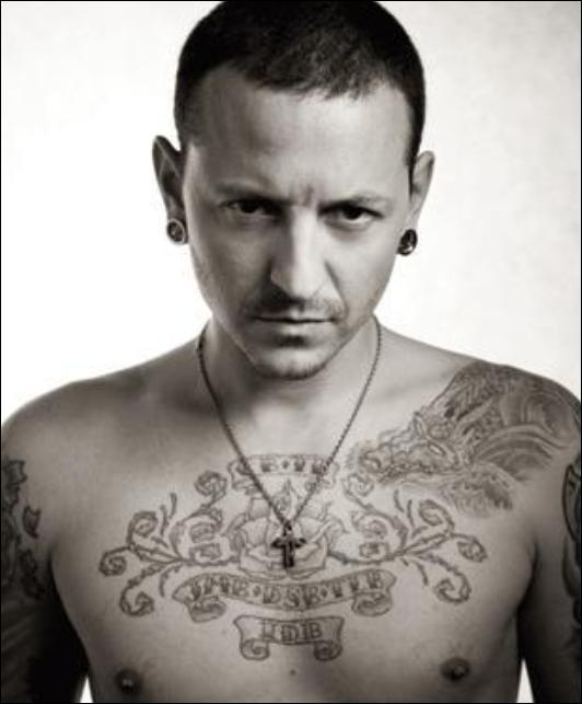 Chester Bennington Of Linkin Park System