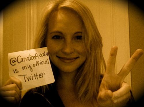 Candice Accola Twitter