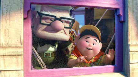 Carl and Russel