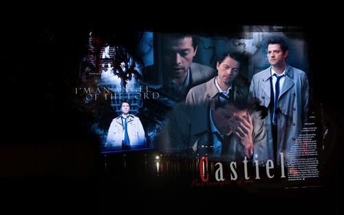 Castiel wallpaper