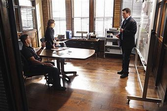 istana, castle - 2x23 Overkill - Promo Pictures