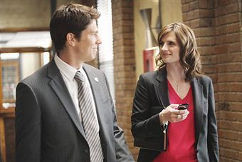 Castle - 2x23 Overkill - Promo Pictures