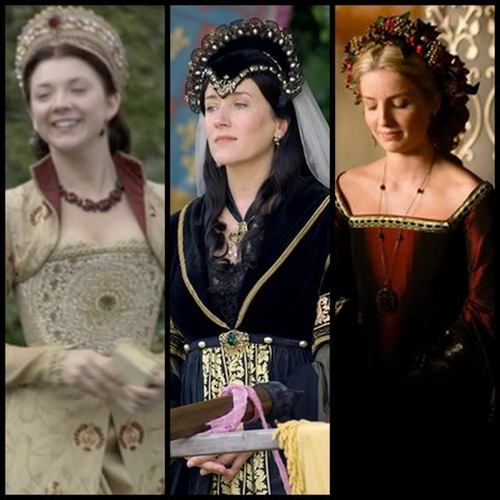 Catherine, Anne and Jane