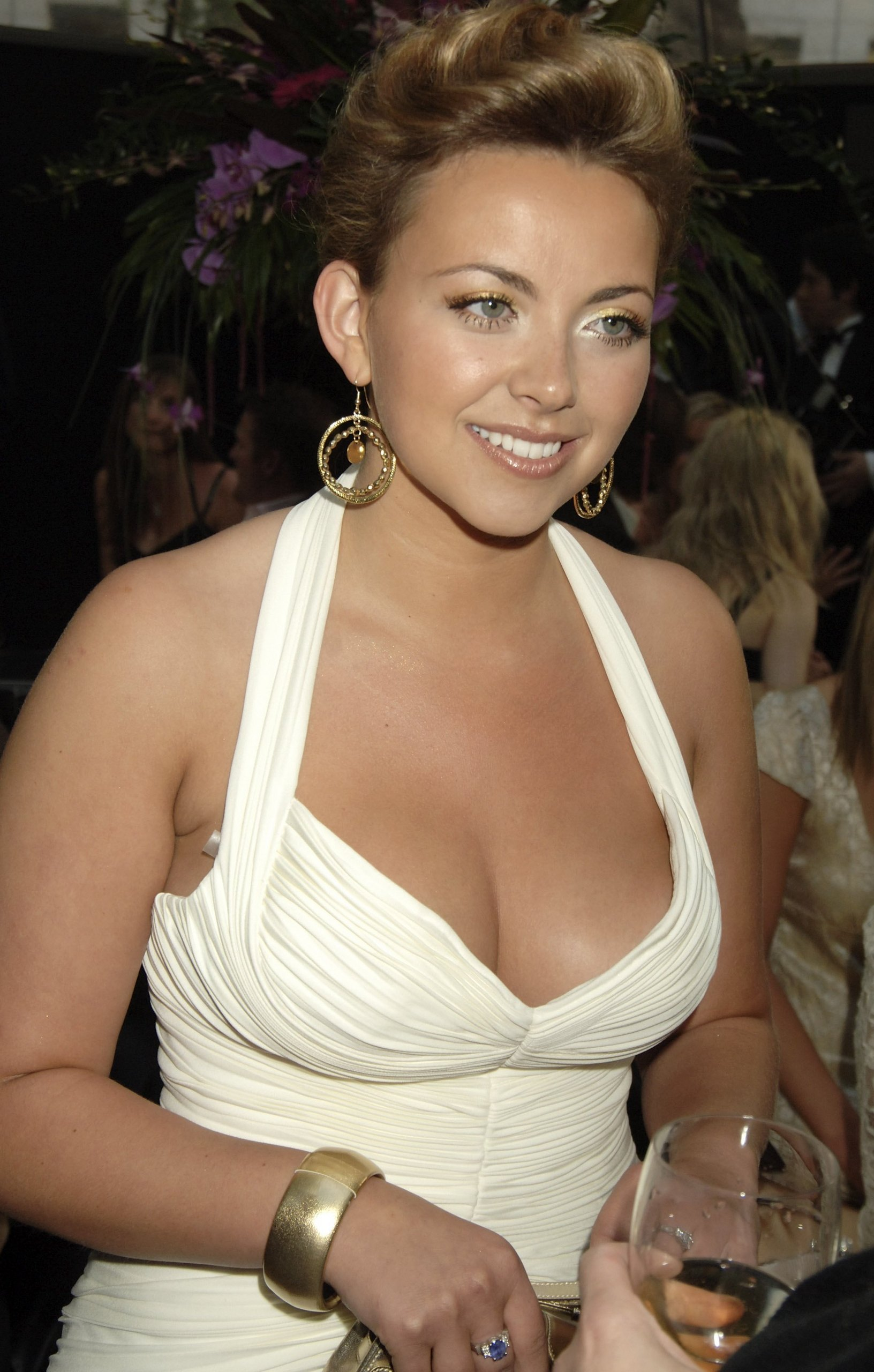 Charlotte Church - Wallpaper Actress