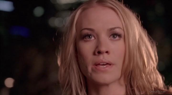 Chuck 1x01 - Yvonne Strahovski Image (11710092) - Fanpop