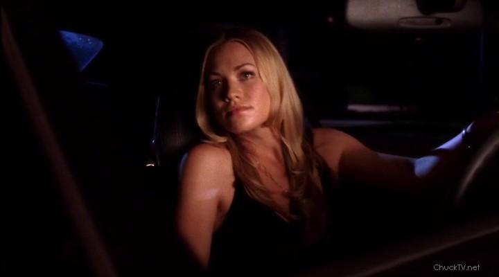 Yvonne Strahovski Chuck Screencaps Chuck 1x02 - Yvonne St...