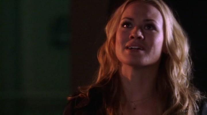 Chuck 1x02 - Yvonne Strahovski Image (11750226) - Fanpop