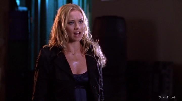 Chuck 1x02 - Yvonne Strahovski Image (11750251) - Fanpop
