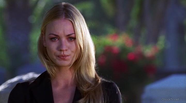 Chuck 1x02 - Yvonne Strahovski Image (11750320) - Fanpop