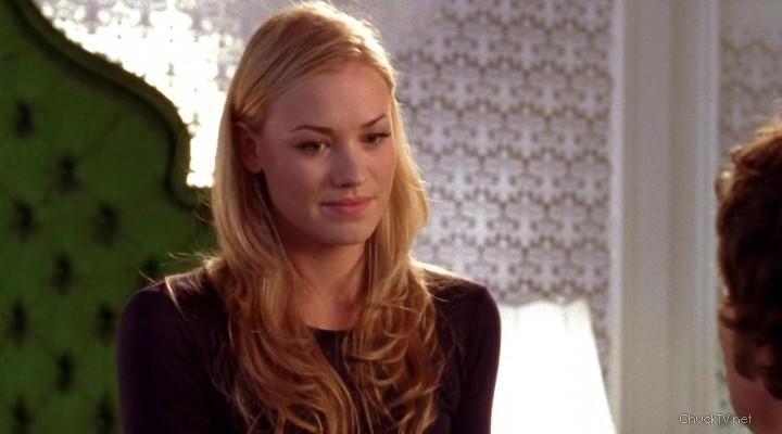 Chuck 1x04 - Yvonne Strahovski Image (11752709) - Fanpop