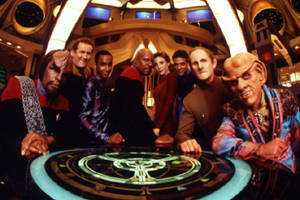 DS9 Crew - star-trek-deep-space-nine Photo