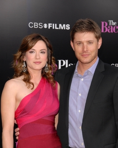Danneel Harris @ the back up plan premiere
