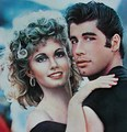 Danny & Sandy - grease-the-movie fan art