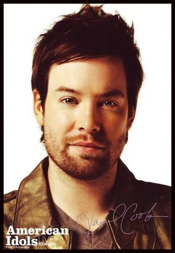 David American Idol's Live Promo Photo - david-cook Photo