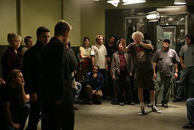 David Anders,heroes,Behind the Scenes