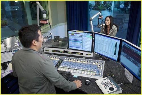 Demi Lovato Radio Disney Interview