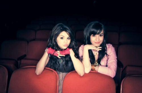 Demi Lovato & Selena Gomez rare