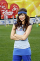 Demi Lovato at the Disney Channel Games
