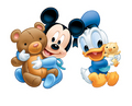 Disney em bé