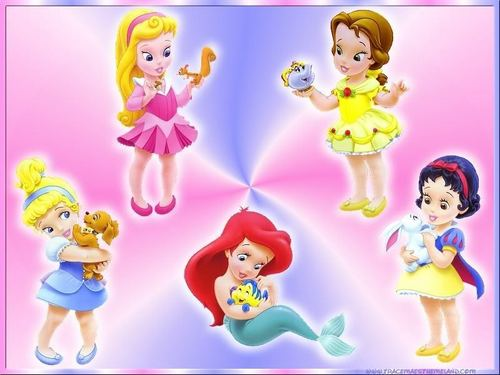 Disney Babies - sweety-babies Wallpaper