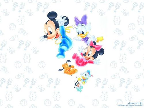 Sweety Babies wallpaper entitled Disney Babies