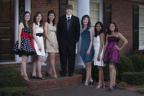 EL's Prom 2010!