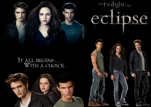 Eclipse - It All Begins With A Choice....