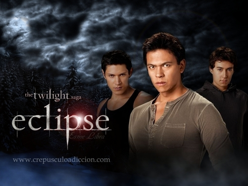 Eclipse wallpaper titled Eclipse