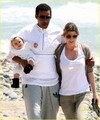Ellen Pompeo: Stella is a Beach Baby! - ellen-pompeo photo