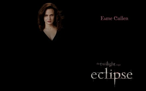 Esme Cullen wallpaper titled Esme - Eclipse (fanmade)