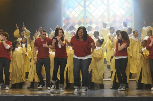 Glee - Episode 1.15 - The Power of Madonna - New Promotional các bức ảnh