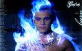 Godric burning