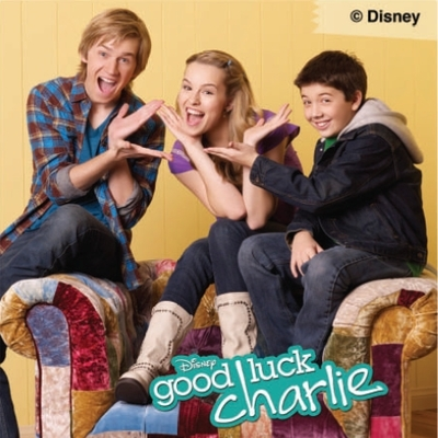 Good Luck Charlie wallpaper entitled Good Luck Charlie Promo