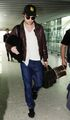HQ Pictures of Robert Pattinson at Heathrow Airpor - Going To Vancoiver - twilight-series photo