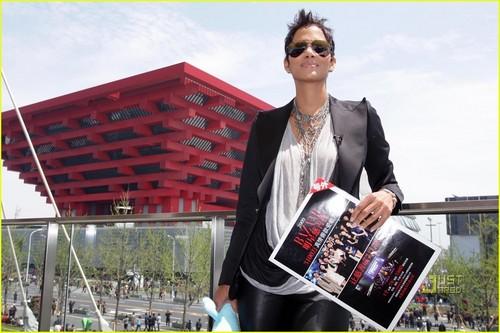 Halle Berry Looks Bazaar
