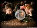 Harry,Ron and Hermione wallpapers - harry-ron-and-hermione wallpaper