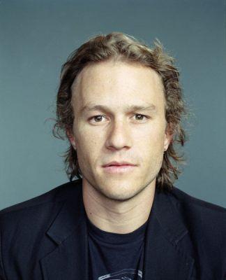 Heath Ledger shoot 캔디