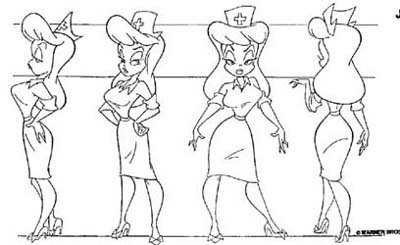 Hello Nurse! - animaniacs Photo