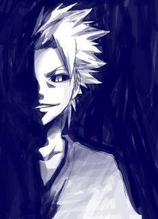 Hollow Toshiro Hitsugaya
