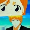 IchiHime - ichigo-and-orihime Icon